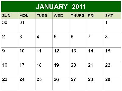 january 2010 printable calendar. January 2010 calendar