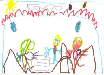 Il Disegno Come Terapia Nei Bambini Sviluppo Del Disegno