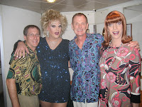 GuyDads with Cashetta, the world's only drag magician, and Miss Coco Peru