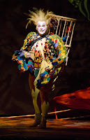 Christopher Maltman in The Magic Flute