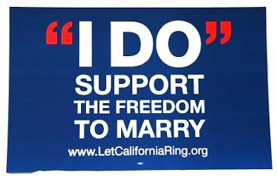 I Do! Support the Freedom to Marry