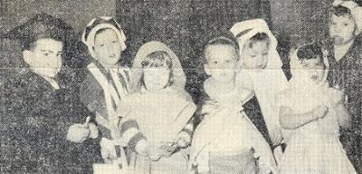 Purim Fest 1963