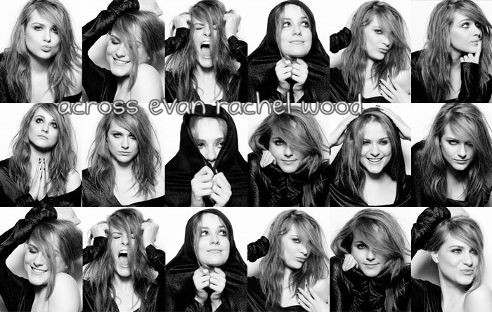 The Universe of Evan Rachel Wood.