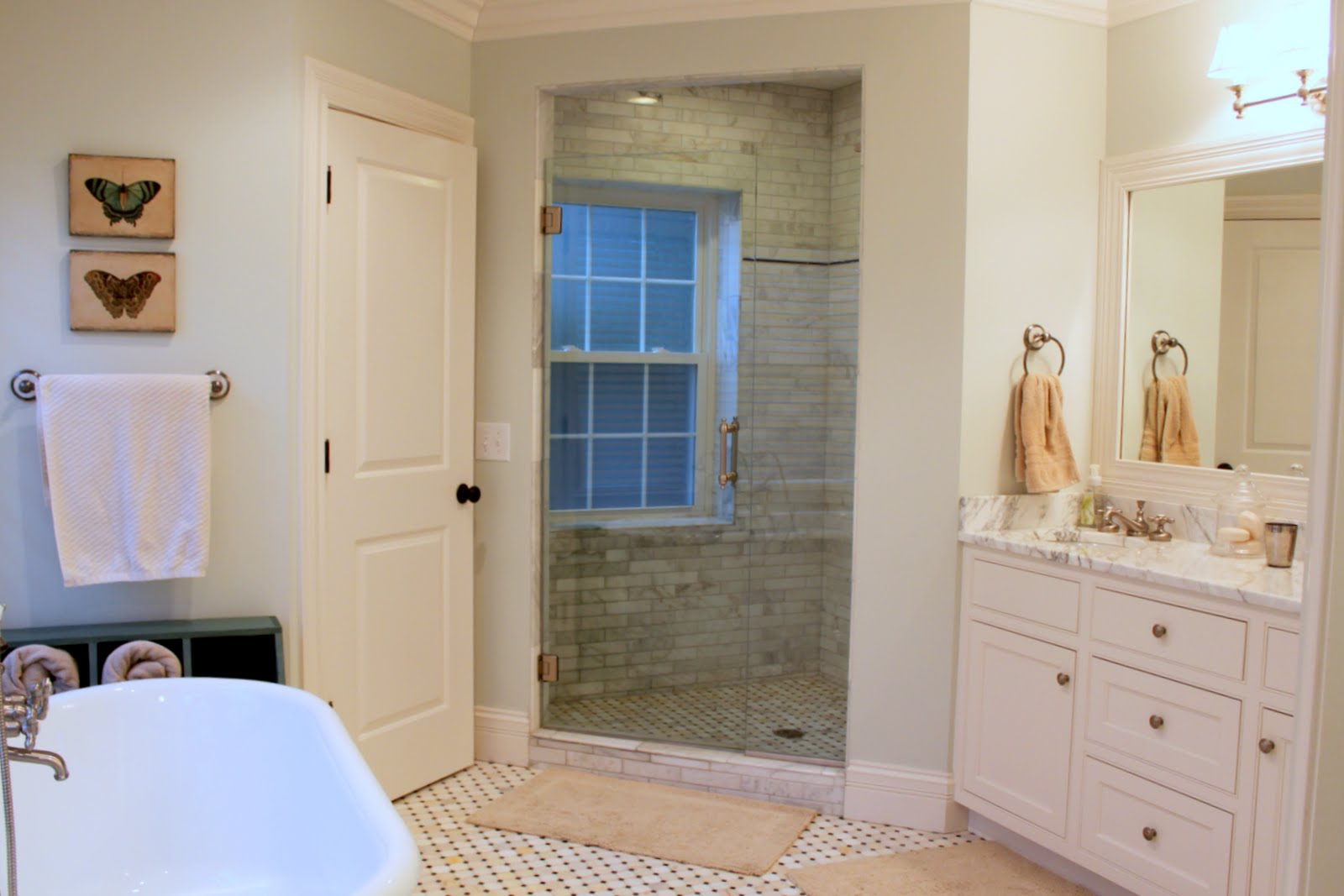 From Bedroom To Bathroom