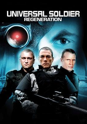 Universal Soldier Regeneration 2009 DVDSCR-CM8