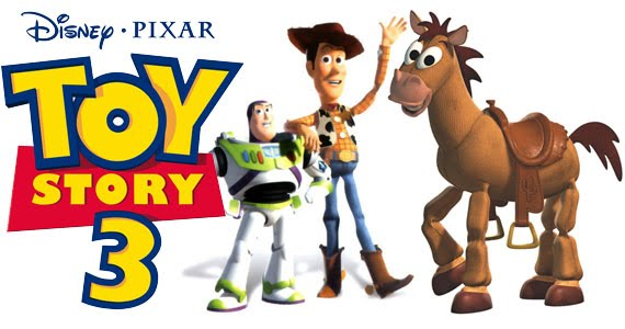 So, quot;Toy Story 3quot; is here.
