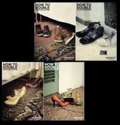 Como dobrar sua coleção de calçados