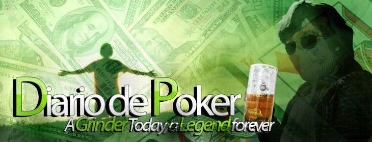 Diario online de un jugador de Poker