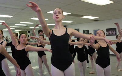 auditions for ballet dance