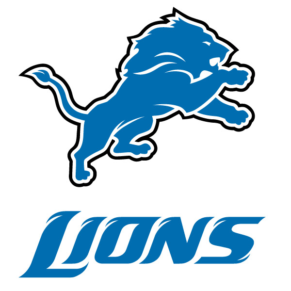 detroit lions old logo