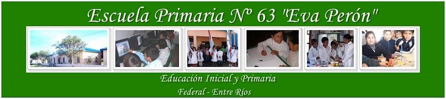 Escuela Primaria Nº 63  Federal-Entre Ríos