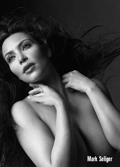 kim kardashian silver paint magazine spread. kim kardashian w. kim
