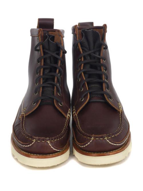 EMM pronounced EdoubleM YUKETEN Brown Leather Maine