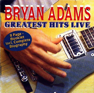 Bryan Adams - Greatest Hits Live (1993)