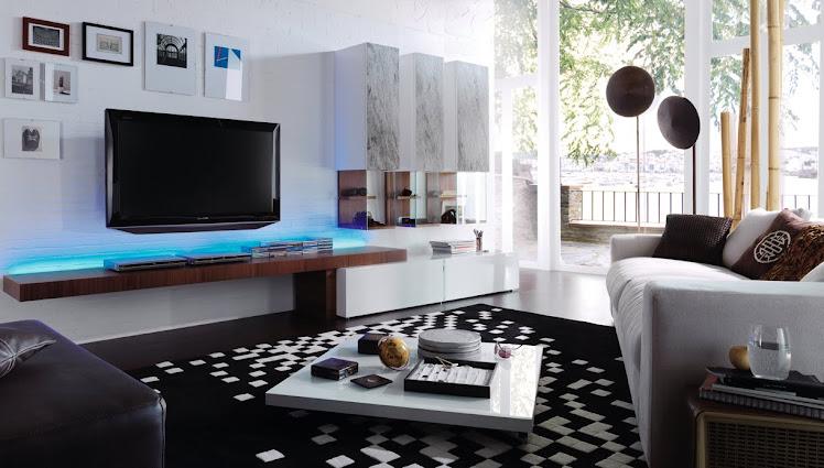 Muebles vazquez decoracion nuevas colecciones mueble moderno - Ideas de salones modernos ...