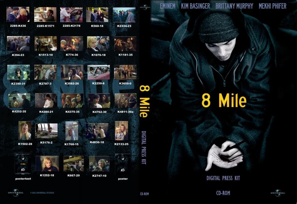 8 Mile (2002) eminem
