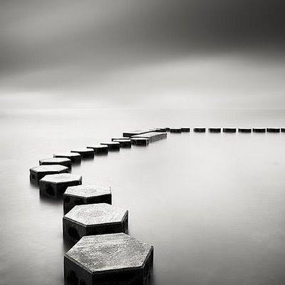Josef hoflehner: paesaggi in bianco e nero