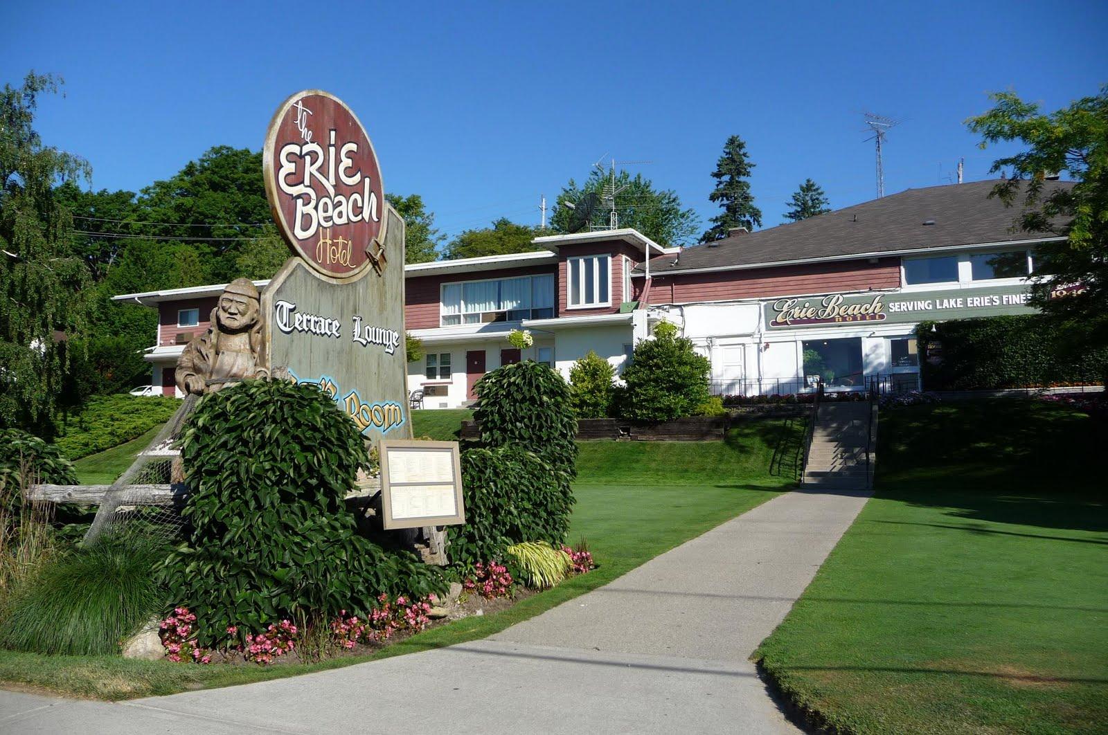 Erie Beach Hotel Ontario
