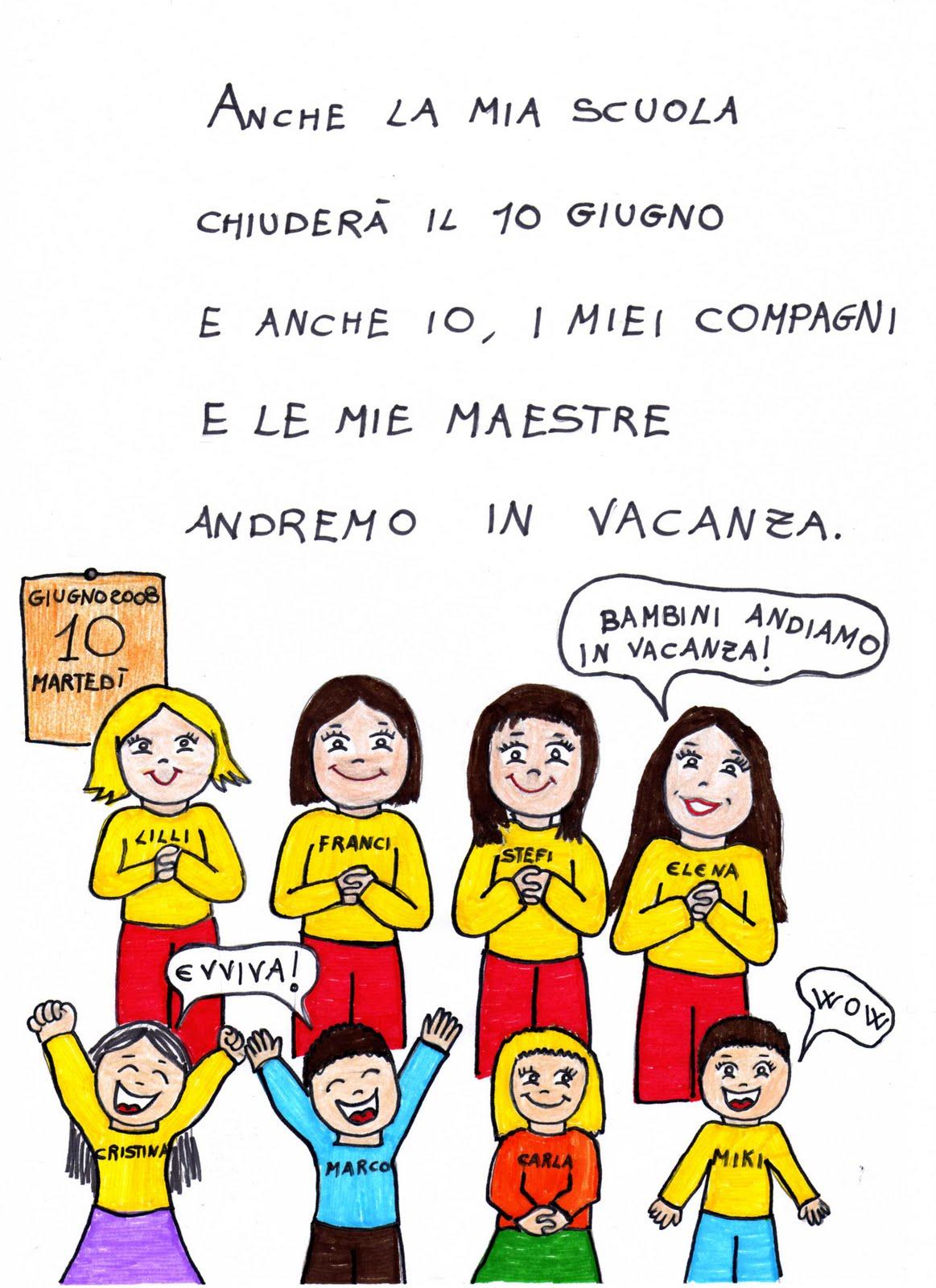 Storie sociali la scuola si ferma per le vacanze - Peretta per andare in bagno ...