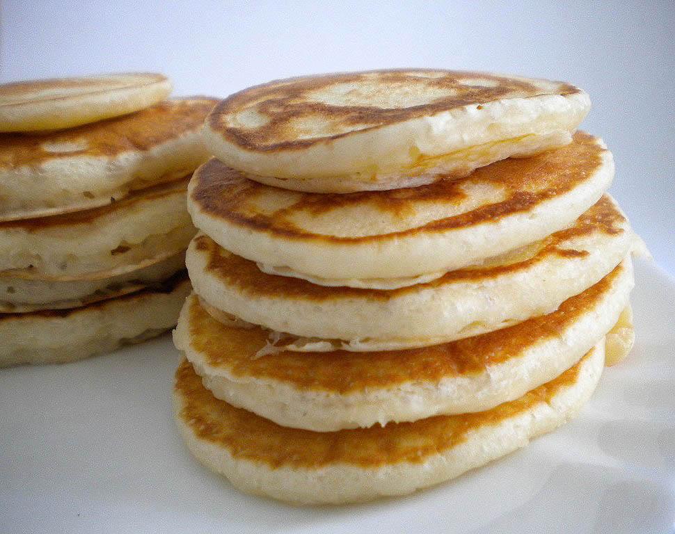 SUCRISSIME: mes Pancakes (qui ont failli passer à la télé)
