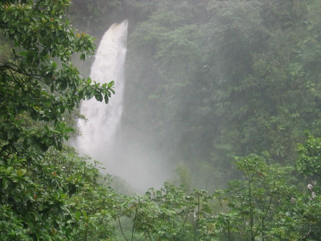 Trafalgar Falls (Father), Dominica