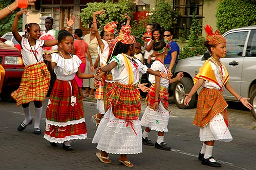 Dominican Traditional Clothing