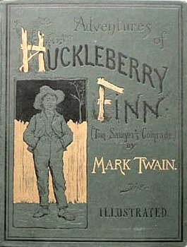 huckleberry finn reflection The book the adventures of huckleberry finn by mark twain was an amazing book it really got me interested and kept me wanting to read more.