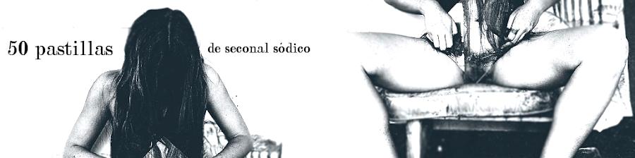 50 pastillas de Seconal sódico