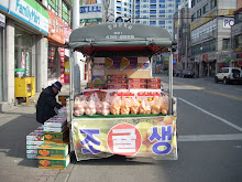 Fruit Vegetable Stand in Suwon