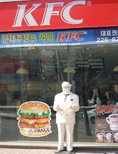 The Colonel welcomes you!