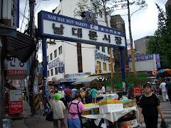 Korea's Namdaemun Market
