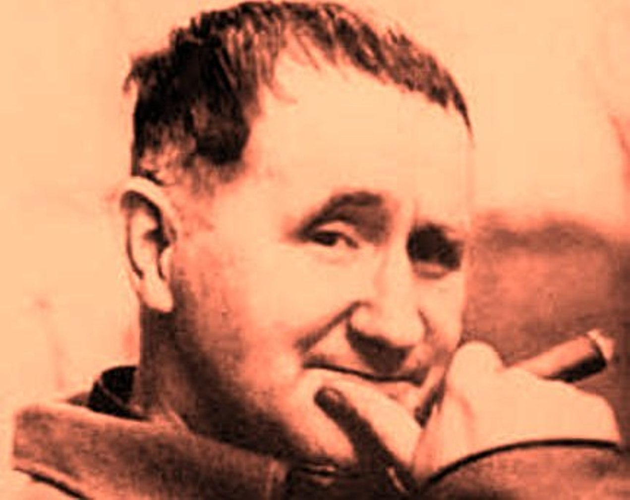the concept of epic theatre brought by german playwright bertold brecht German poet, playwright, and theatre director, developing the combined theory and practice of his epic theatre mother courage  by playwright bertolt brecht and his.