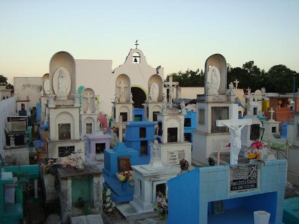 Cementerio de Hecelchakán
