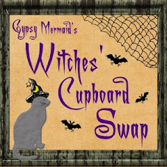 Gypsy Mermaid's Witches' Cupboard Swap