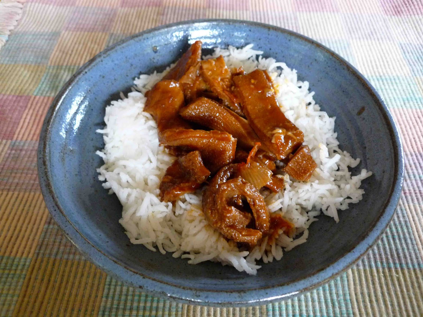 how to cook beef tripe