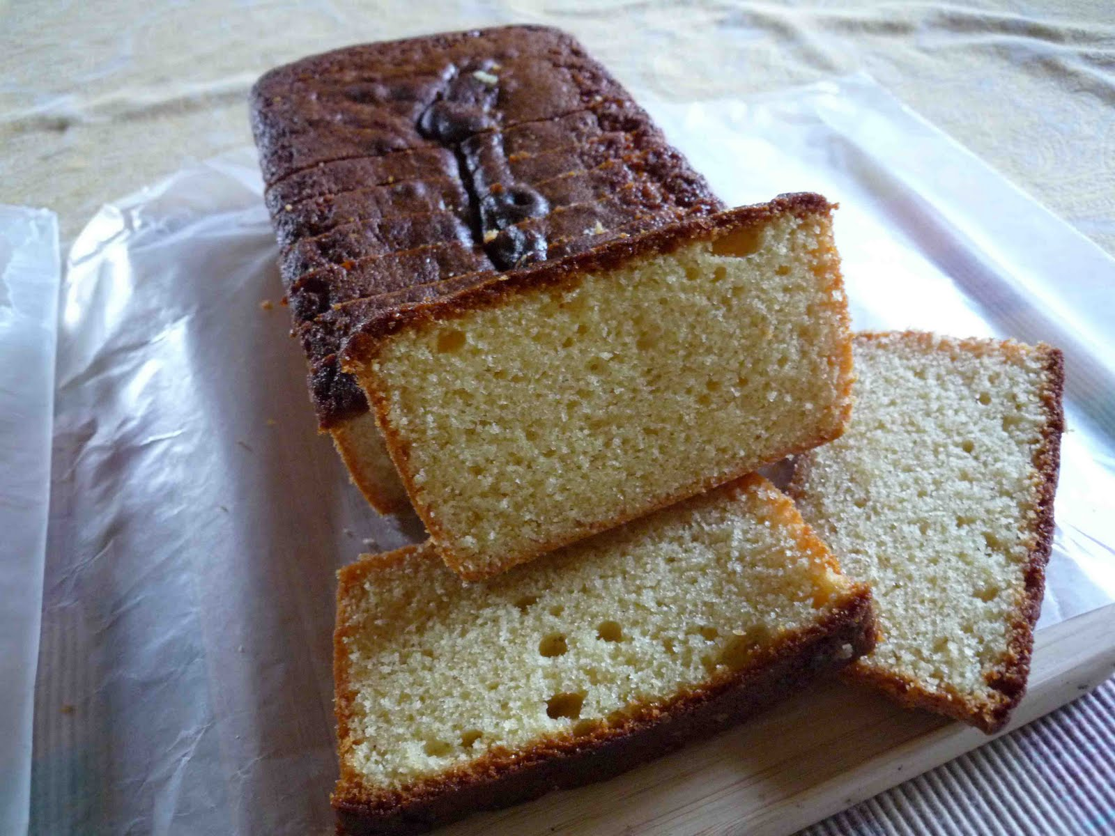 Butter Pound Cake Christine