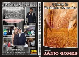 DVD - O PERFIL DO VERDADEIRO SEMEADOR.