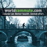 Your commuting efforts count!