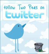 Follow Two Peas on Twitter!!!
