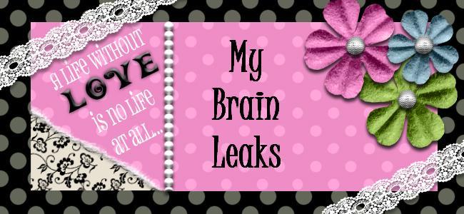 Pene's brain leaks
