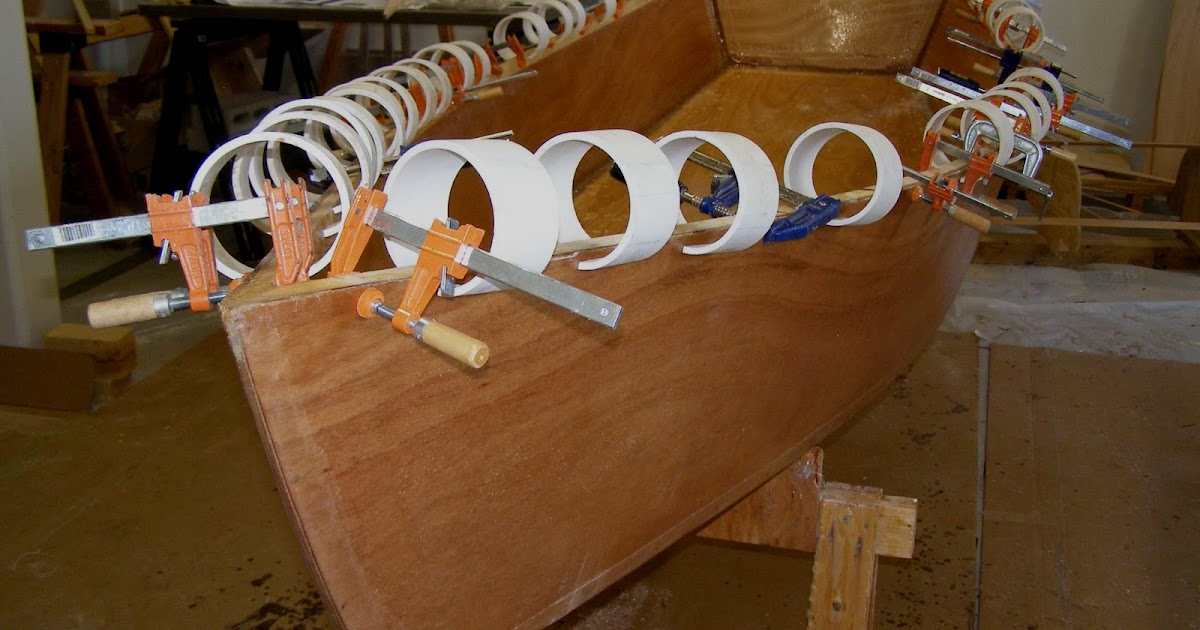 Sarum Boats: Makin' Progress