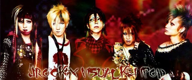 visual kei hairstyle. images jrock/visual kei