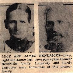 Lucy Susan Stinson Hendricks
