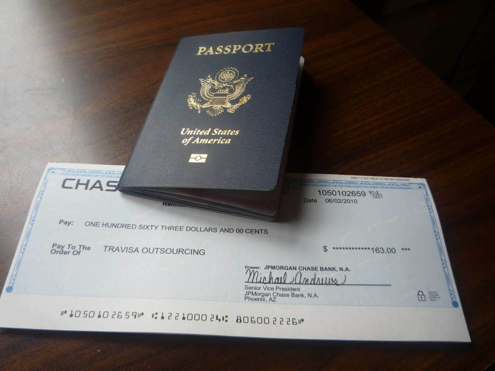 Collection of How To Fill Out A Money Order Chase - Millions Ideas ...