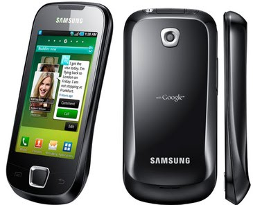 Samsung I5800 Galaxy 3