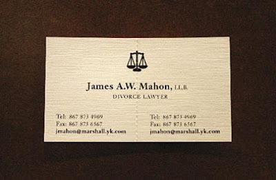 Outstanding and Creative Business Card Designs (20) 2