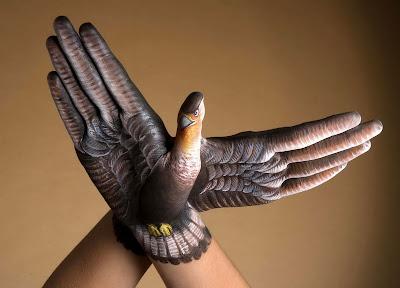 Amazing Hand Art 1