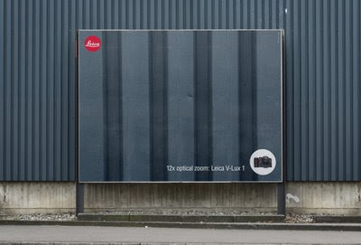 Leica Metal Sheet