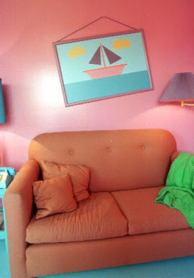 famous simpsons couch