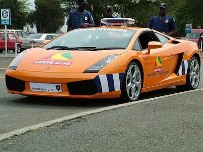 South Africa: Lamborghini Gallardo